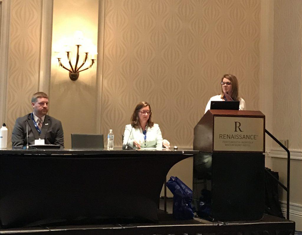Katherine Newman Presenting at VTA